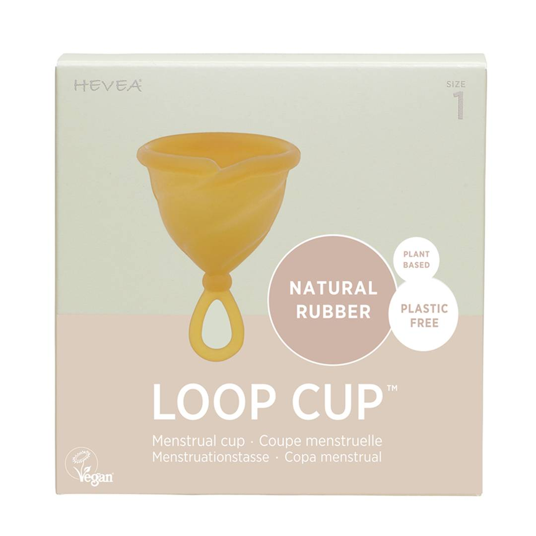 HEVEA Coupe menstruelle - loop cup taille 1