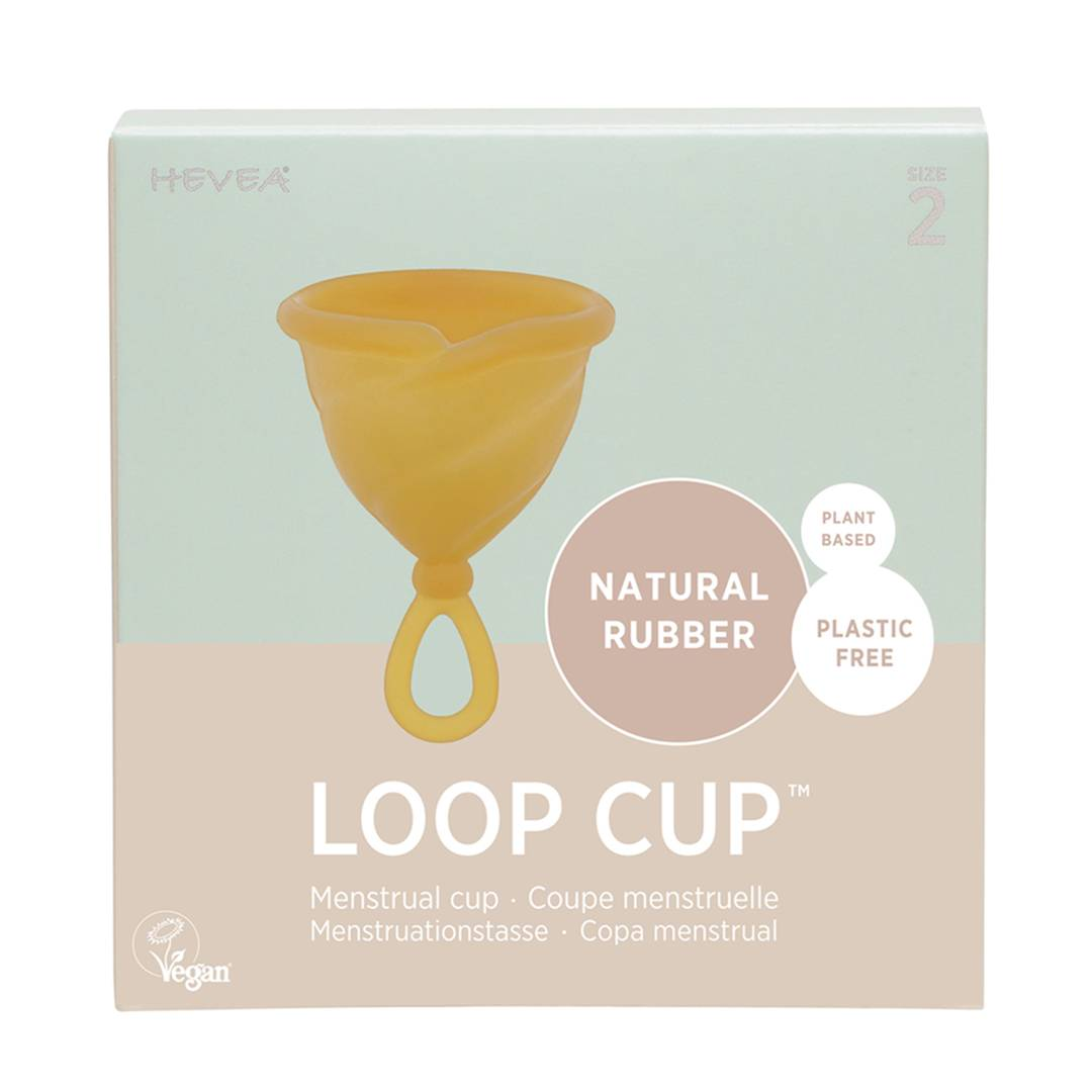 HEVEA Coupe menstruelle - loop cup taille 2