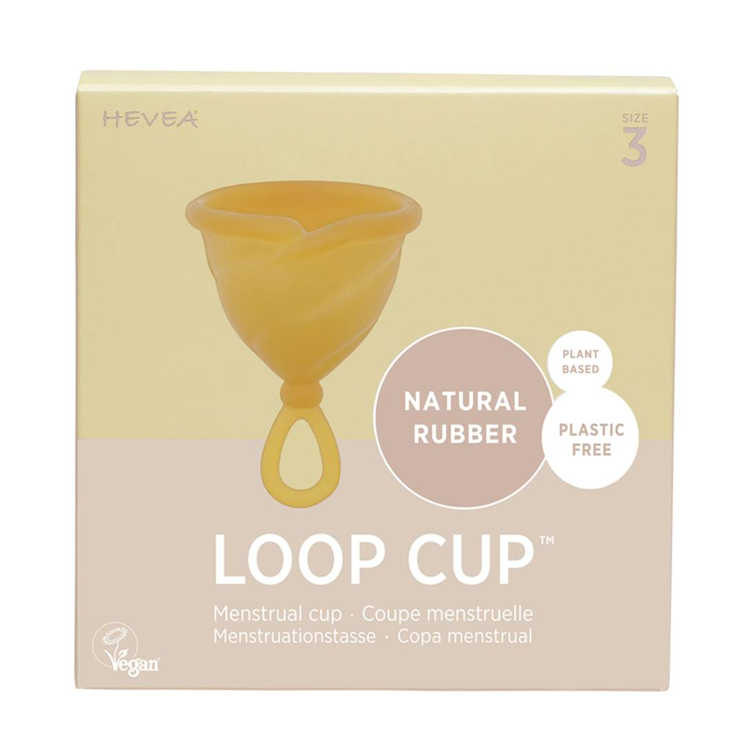 HEVEA Coupe menstruelle - loop cup taille 3