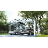 NAO Carport Aluminium Design Double