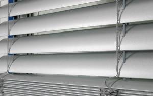 NAO Brise soleil orientable en aluminium C-80 _L 0,6m X H 1m