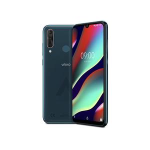 WIKO Smartphone 6,3 WIKO View 3 Pro Ocean
