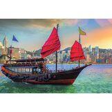 CHINE: HONG KONG