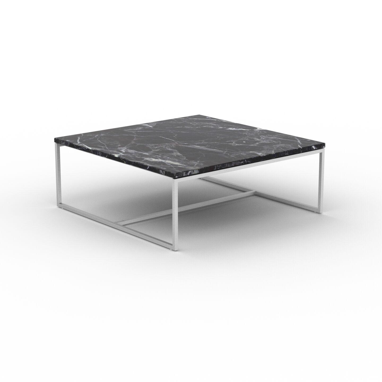 MYCS Table basse en marbre Noir ...