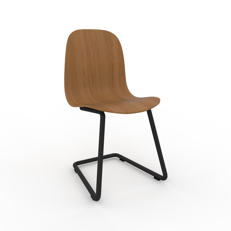 MYCS Chaise cantilever Chêne de 49 x 83 x 44 cm au design unique, configurable