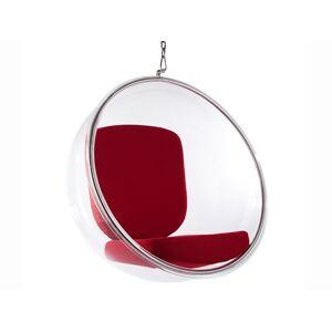 Famous Design Chaise Bubble Eero Aarnio - Rouge - Publicité