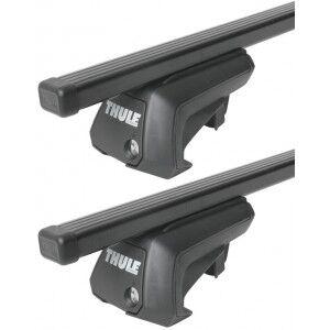 Ford Barres de toit Ford Kuga (04/13-06/19) Thule SquareBar Acier