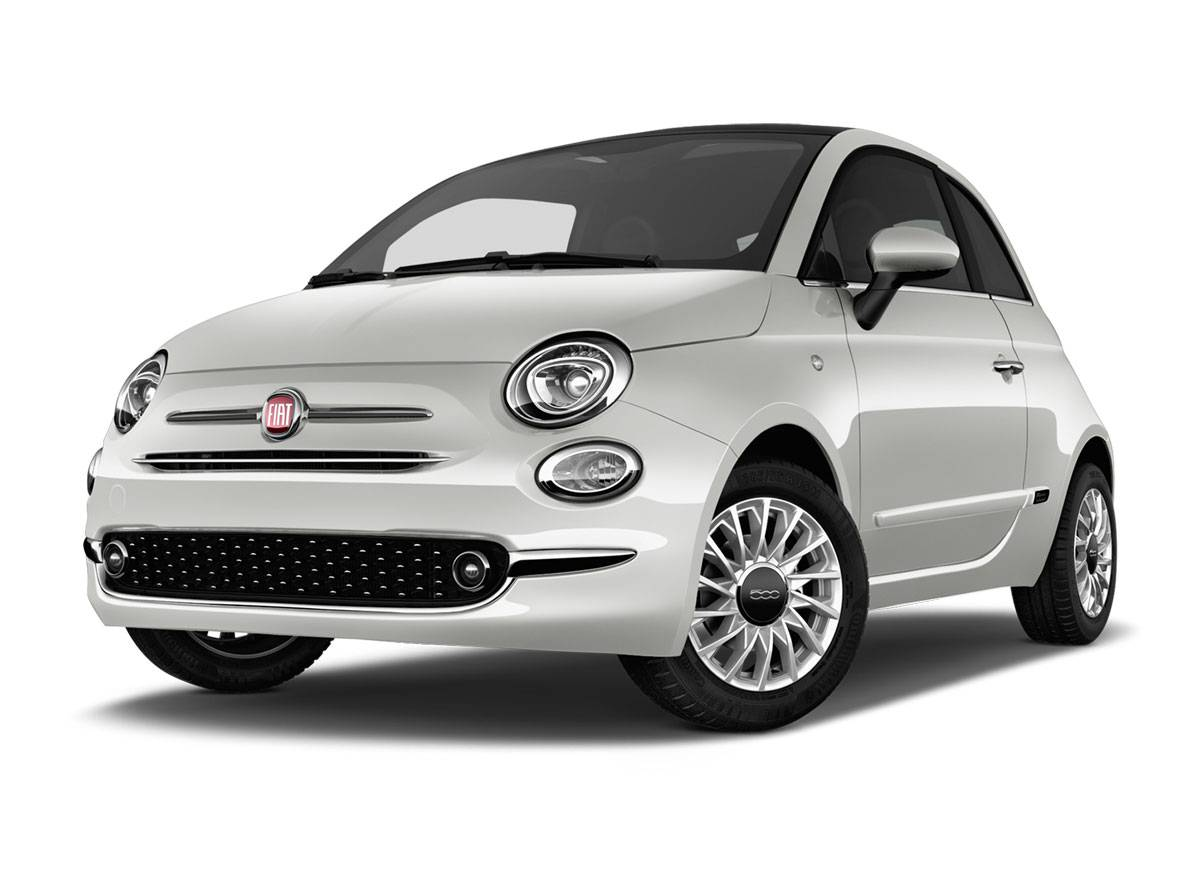Fiat 500 MY20 Serie 7 1.2 69ch Eco Pack s&s; Lounge + Clim auto + Radar + Options