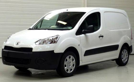 Peugeot Partner fourgon STANDARD 650 KG BLUEHDI 75 PRO + CLIM + OPTIONS