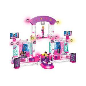 Mega Bloks Barbie super scène de star