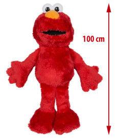 Sesame Street Peluche XXL Sesame Street : Elmo