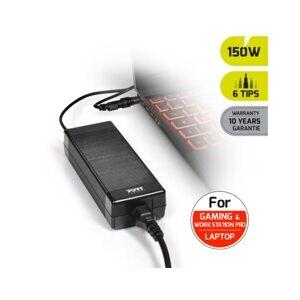 PORT Connect Chargeur secteur universel pour PC - 150 W - Publicité