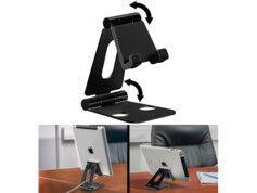 Callstel Support orientable ultraplat pour smartphone / tablette 25,4cm - Noir