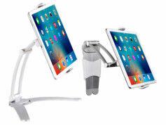 Callstel Support de table et mural pour iPad et tablette jusqu'à 12,9