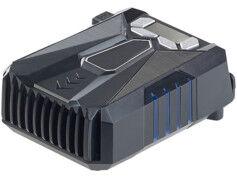 Callstel Refroidisseur pour ordinateur portable avec écran LCD