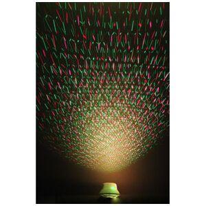 Moovy Laser Projecteur laser à effets étanche Moovy Laser - Publicité
