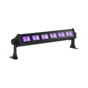 Ibiza Light Barre à LED de Lumière noire (UV) 18 W - Publicité