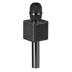 Auvisio Microphone karaoké avec fonctions lecteur MP3 / haut-parleur / bluetooth - Publicité