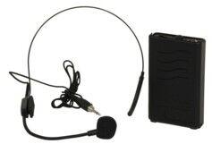 Ibiza Sound Microphone-casque de tête sans fil Ibiza
