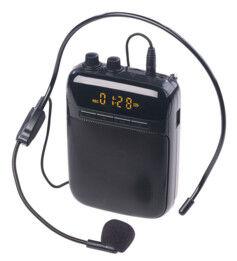Auvisio Amplificateur de voix numérique avec enregistrement et lecteurs