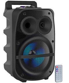 Auvisio Chaîne nomade 150 W avec fonctions bluetooth & lecteur MP3