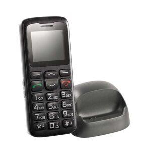 Simvalley Mobile Téléphone portable grandes touches XL 915 v.2 - Avec socle de chargement - Publicité