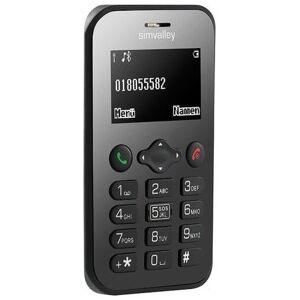 Simvalley Mobile Mini téléphone portable ''RX-486'' V2 avec GPS et fonction S.O.S - Publicité