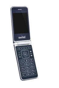 Switel Téléphone portable à clapet Switel M600D
