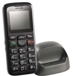 Simvalley Mobile Téléphone portable grandes touches XL 915 v.2 - Avec socle de chargement