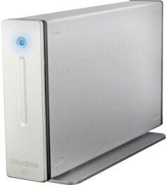 Bluestork Boîtier 3,5'' 3.0 pour disque dur SATA Storeva SilverDrive U3
