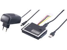 Xystec Adaptateur universel SATA / IDE vers USB 3.0