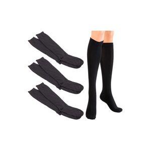 Pearl Chaussettes de contention taille L (43 - 47) - 3 paires - Publicité