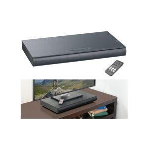 Auvisio Base enceinte TV 2.1 60 W avec subwoofer et bluetooth - Publicité