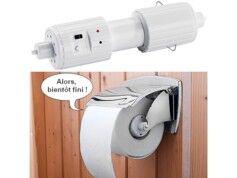 Playtastic Support parlant pour papier toilette