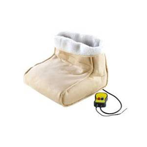 Pearl Masseur de pieds chauffant, avec télécommande - Publicité