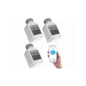 Pearl 3 thermostats connectés pour chauffage avec fonction bluetooth - Publicité