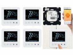 Revolt 4 thermostats connectés pour chauffage