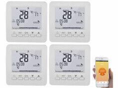 Revolt 4 thermostats connectés pour chauffage au sol