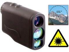 Zavarius Appareil de mesure distance & vitesse par laser 6 x 21