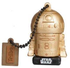 Tribe Clé USB Star Wars 16 Go (2017) - Gold R2D2