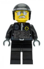 LEGO Réveil pour enfant Lego The Movie - Bad Cop 24 cm
