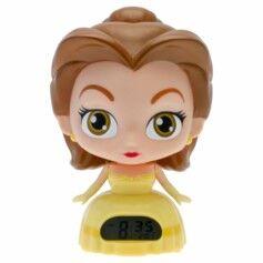 Disney Réveil lumineux Disney Princesses BulbBotz - Belle (et la bête)