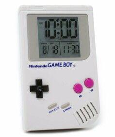 Paladone Réveil digital rétro-éclairé Game Boy