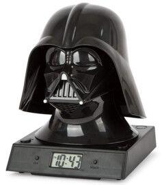 Star Wars Réveil lumineux Star Wars casque Darth Vader avec projection