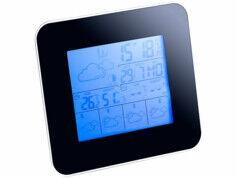 Infactory Station météo digitale avec prévisions 4 jours et hygromètre