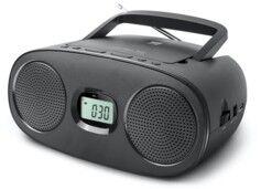 Radio stéréo FM, CD et USB