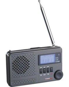 Auvisio Récepteur radio mondial ''WWR-100.mp3''