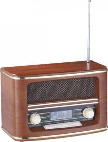 Auvisio Radio DAB+ / FM design rétro
