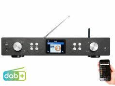 VR-Radio Tuner hi-fi connecté DAB+/FM/webradio avec fonctions streaming et MP3 IRS-710