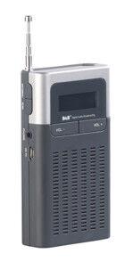 VR-Radio Radio de poche numérique DAB+/FM avec réveil DOR-230